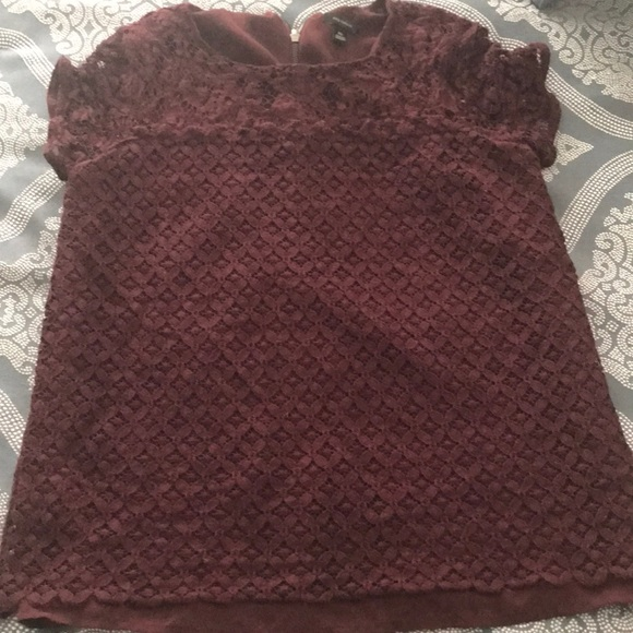 Ann Taylor Tops - Lace top